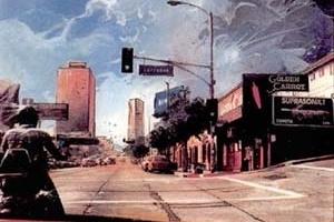 BILAL (texto Christin). Los Angeles, l'etoile oubliée de Laurie Bloom, 1984