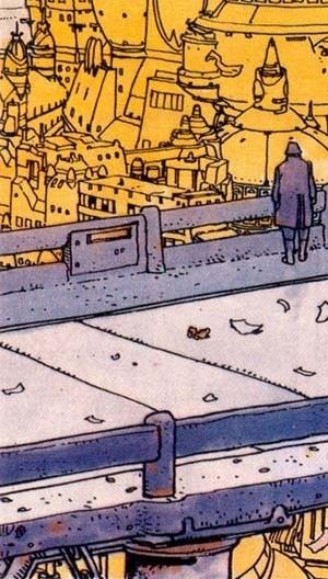 JACOBS (desenho/texto). Blake et Mortmer: le piège diabolic, 1962. Lombard