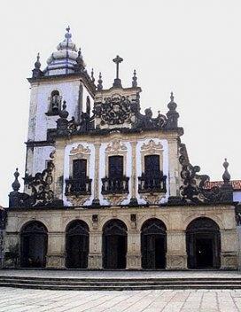 Igreja franciscana de Paraíba<br />Foto do autor