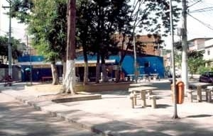 Praça Clemente Ferreira, Caju RJ. Projeto Fábrica Arquitetura