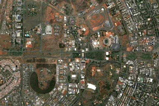 Brasília, Brasil [Google Earth, 2009]