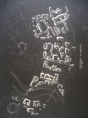 Fig. 11 - Universidad de Harvard.Fondo Archivo de Originales. Centro de Información y Documentación Sergio Larraín García-Moreno [Pontificia Universidade Católica de Chile]