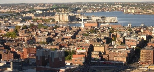 North End, Boston, 2004<br />Foto Sfoskett  [Wikimedia Commons]