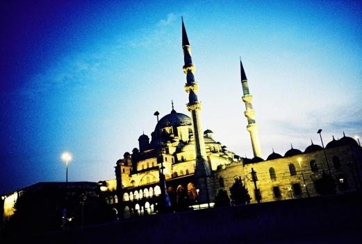 Mesquita Nova Eminönü, Istambul