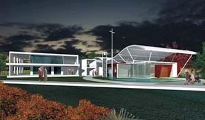 Igreja do Horto, Maceió, Alagoas, Pascoal Maestre arquitetos (imagem cedida por Pascoal Maestre arquitetos)