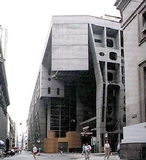 Banco de Londres<br />Foto Abilio Guerra