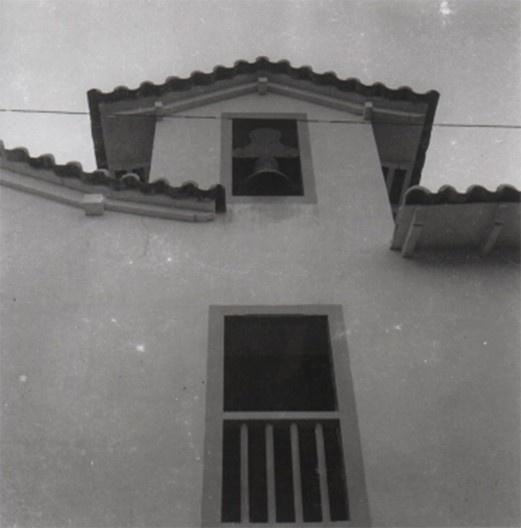 Torre restaurada<br />Foto Herman Graeser, 1941  [Acervo Sphan]