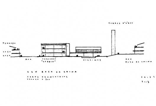 CEU Rosas da China, São Paulo. Arquitetos Alexandre Delijaicov, André Takiya e Wanderley Ariza