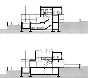 Corte A e B [Opúsculo, nº5, Dafne, Porto, 2007]