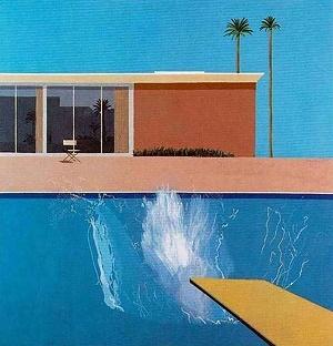 David Hockney, A Bigger Splash, 1967. <www.ibiblio.org/wm/paint/auth/hockney/splash/hockney.splash.jpg> [2008]