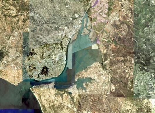 Grande Lisboa.  [Google Earth]