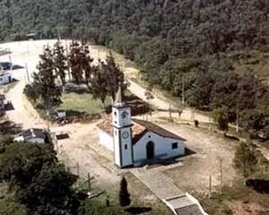 Capela do Pilar, imóvel tombado pelo CONDEPHAAT. 2000 [Acervo do Museu de Ribeirão Pires]
