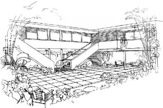 Lucio Costa, casas sem dono, 1932-1936<br />Imagem divulgação  [Lucio Costa, Registro de uma vivência]