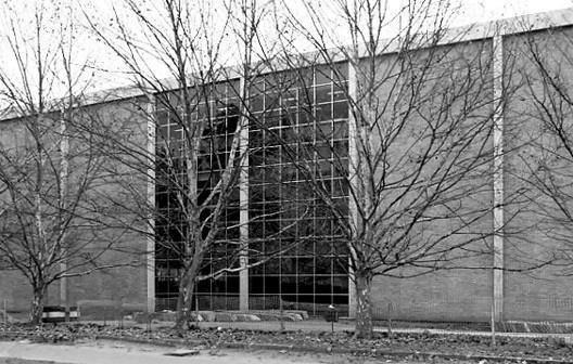 Fachada Sul – Faculdade de Odontologia da Ulbra