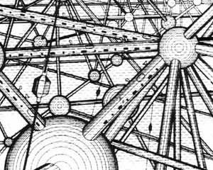 Sistema plug-in, ilustração da revista Archigram [www.archigram.net]