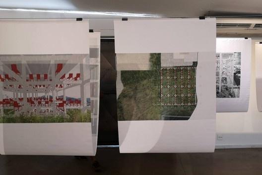 """Exposição """"Outros Territórios"""", curadoria e projeto expográfico Vazio S/A. Viaduto das Artes, Belo Horizonte, abr. 2019/ jun. 2019<br />Foto Carlos Teixeira"""