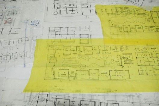 Croquis para 30ª Bienal de Arte de São Paulo. Arquitetura: Metro <br />Foto Metro