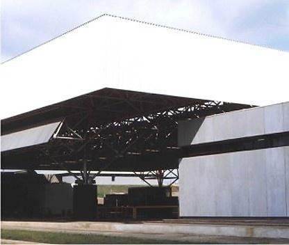 Copesul, Triunfo-RS, Equipe de Arquitetos - Carlos M. Fayet, Cláudio L. G. Araújo, Luiz Boeira 1977/83 [Acervo Fayet]