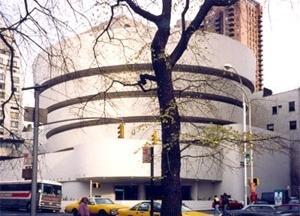 Museu Guggenheim, Nova York. Arquiteto Frank Lloyd Wright<br />Foto Ronaldo de Azambuja Ströher