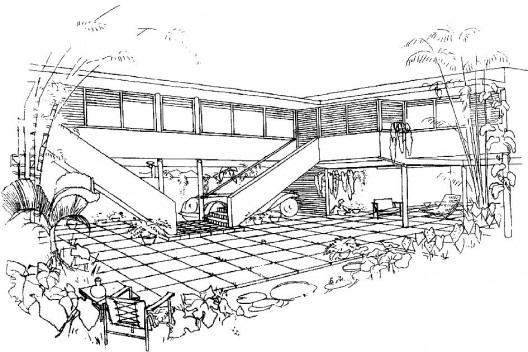Casa sem dono nº 3. Lúcio Costa, década de 30 [Casa de Lúcio Costa]