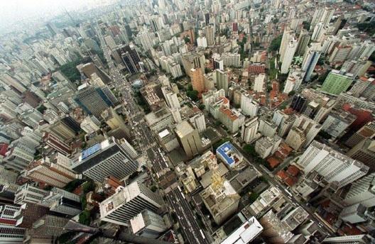 Avenida Paulista<br />Foto Tuca Vieira/Folha Imagem
