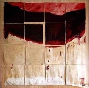 """Sem título, Susana Bastos, Belo Horizonte, 2000, coleção particular. Um exemplo de como a obra de arte """"desvela-nos um mundo"""", na sua forma e nos materiais"""