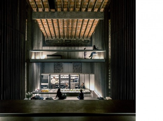 Row House 2012 Olot, Girona, Spain<br />Fotografía Hisao Suzuki  [Website Pritzker Prize]