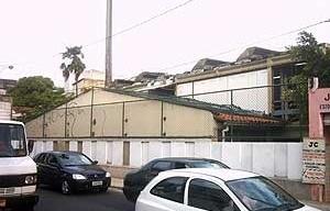 Figura 4 – Anexo com telhado cerâmido<br />Foto do autor
