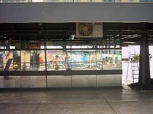 Figura 12 – Recepção do Palácio Thomé de Souza<br />Foto do autor