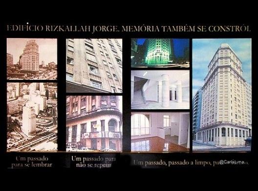 O edifício ao longo do tempo, da incorporação a entrega pós reabilitação, São Paulo, 2003<br />Foto divulgação Construtora Cury
