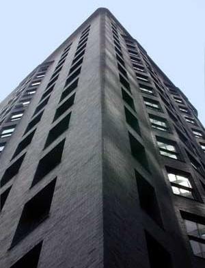 Detalhe da esquina de Dearborn Street e Jackson Boulevard.  [Graham, Anderson, Probst and White. www.gapw.com]