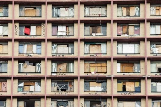 Ocupação Prestes Maia, São Paulo SP, 2018<br />Foto Jeroen Stevens