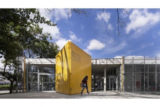 Renovação da Biblioteca Monteiro Lobato