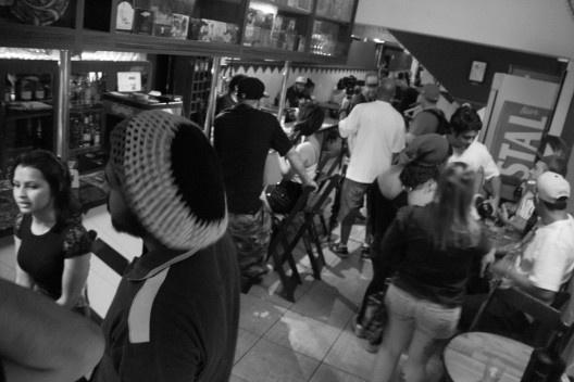 01. Batalha de MC's, edição Batalha do Conhecimento, 11 set. 2013<br />Foto divulgação  [Festival Contato / Wikimedia Commons]