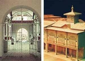A isquierda, la casa de la calle Caldas 508, a cargo del arq. Luis López. A derecha, el Parque Histórico de Guayaquil es un proyecto institucional, bajo la Dirección del arq. Fredy Olmedo y la Dirección Técnica del arq. Pablo Lee