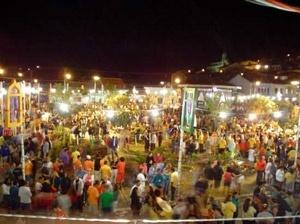 Carnaval na Praça Oswaldo Cruz, 2005 [www.paraitinga.com.br]