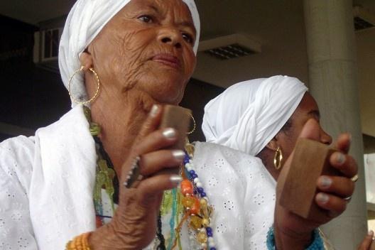 Samba de Roda, região do Recôncavo, Bahia<br />Foto Márcio Vianna  [Portal Iphan]
