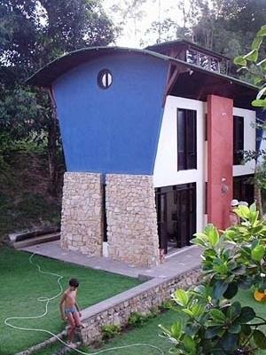 Residência Moriel, Recife, Pernambuco, Luiz Eduardo Moriel (imagem cedida pelo arquiteto)