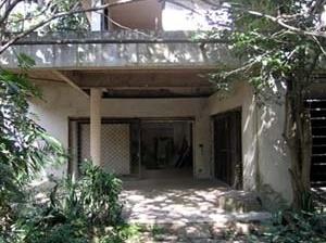 Vista da varanda posterior<br />Foto Marcos Carrilho