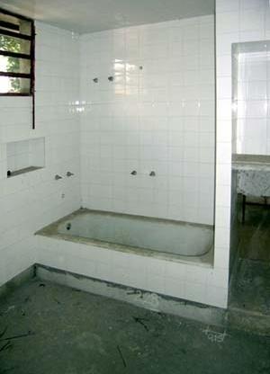Banheiro<br />Foto Marcos Carrilho