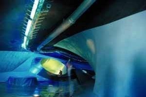 Arquitextos 04511 a arquitetura lquida do nox vitruvius interior do pavilho da gua doce nox stopboris Choice Image