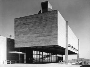 Igreja de São Bonifácio, São Paulo SP, 1964, Hans BroosIgreja de São Bonifácio, São Paulo SP, 1964, Hans Broos