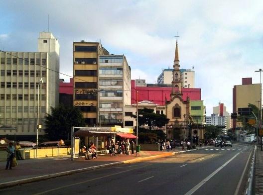 Praça da Liberdade, bairro da Liberdade, São Paulo, 30 mar. 2013<br />Foto Abilio Guerra