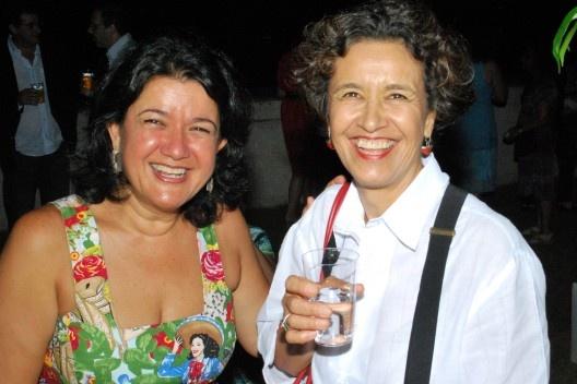 Denise Teixeira e Ciça Barbieri<br />Foto Thomas Bussius