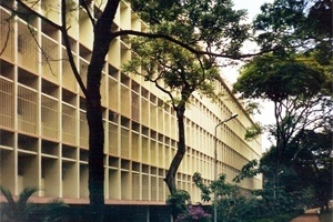 'fachada principal' 206 Sul