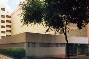 'fachada secundária' 206 Sul