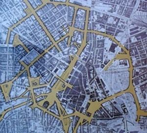 Plano de Avenidas: perímetro de irradiação