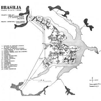 Rino Levi, Roberto Cerqueira César, Luiz Roberto de Carvalho Franco e Paulo Fragoso – 3º e 4º Colocados [Módulo 8]