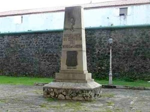 Figura 14: O monumento aos heróis de Canudos<br />Foto do autor