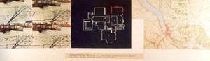 Dennis Oppenheim, Gallery Transplant, Earth Art Exhibition,1969 [KASTNER, Jeffrey e WALLIS, Brian, Land and Environmental Art, Londres, Phaidon, 1998]